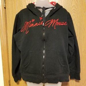 Disney's Minnie mouse hoodie. Size XL ladies.